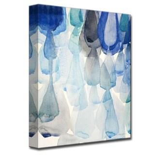 Ready2HangArt 'Down Pour' by Norman Wyatt, Jr. Canvas Art