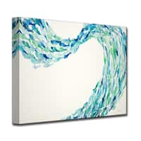 Ready2HangArt 'Flow' by Norman Wyatt, Jr. Canvas Art