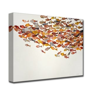 Ready2HangArt 'Heatwave' by Norman Wyatt, Jr. Canvas Art