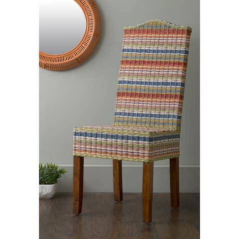 East at Main Heaton Rattan Dining Chair