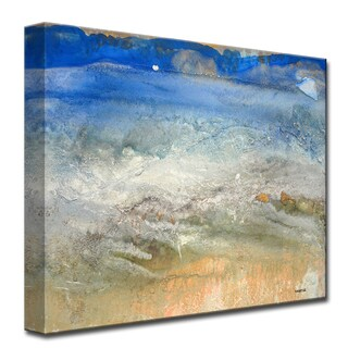 Ready2HangArt 'Diamond Shores' by Norman Wyatt, Jr Canvas Art