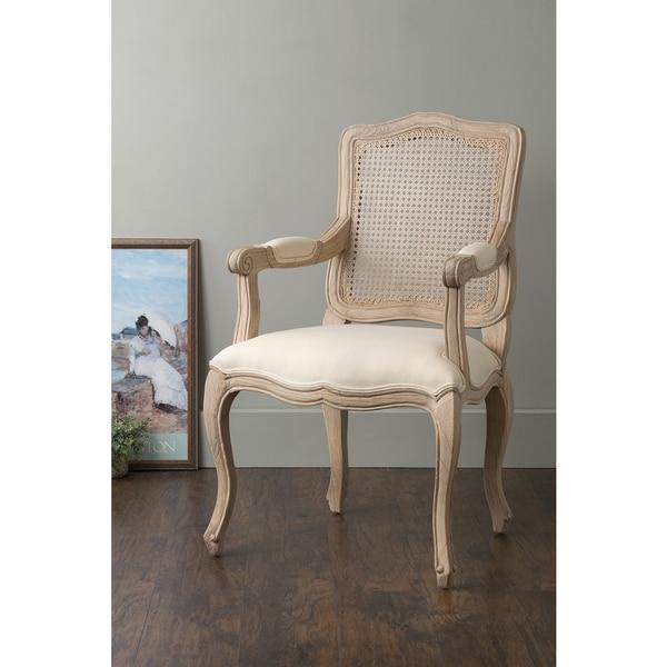 Shop East At Main S Arlington Brown Rattan Dining Chair