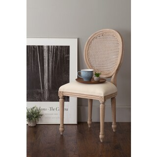 East At Main's Ballard Brown Teakwood Dining Chair
