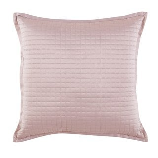 Nikki Chu Grid Decorative Polyester Throw Pillow