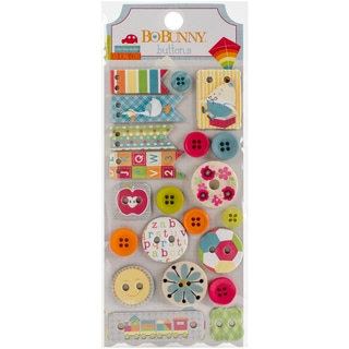 Toy Box Buttons