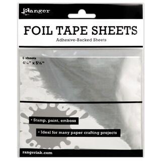 Inkssentials Foil Tape Sheets 6/Pkg