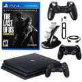 PlayStation 4 Pro 1TB Console With The Last of Us & Accessories