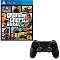 Playstation 4 Dualshock 4 Wireless Controller With GTA V