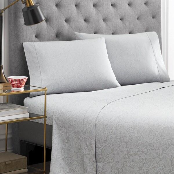 Tommy Hilfiger Josephine Paisley Cotton Percale Pillowcase Pair