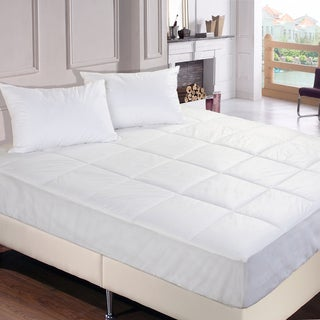 Performance Textiles Antibacterial Mattress Pad