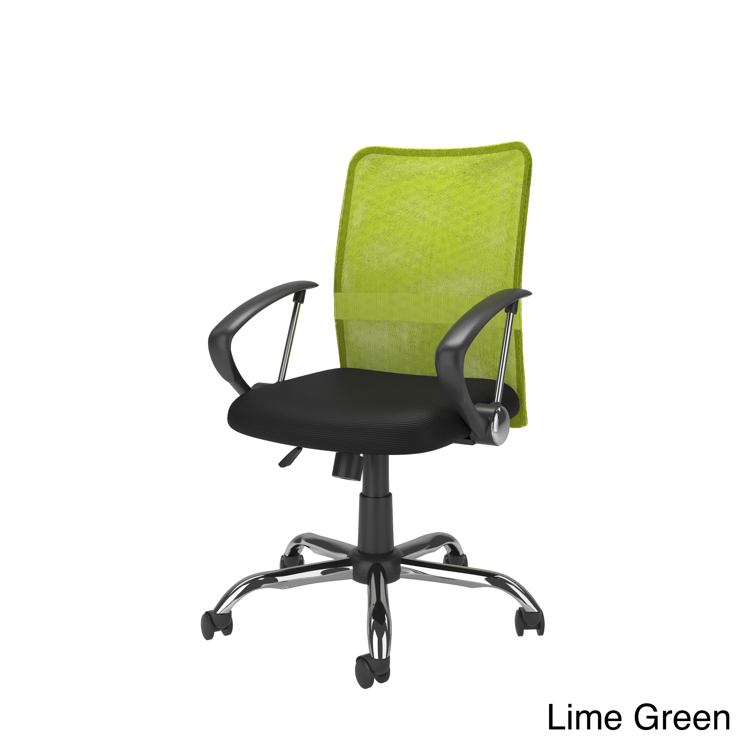 lime green office furniture. CorLiving Workspace Office Chair With Contoured Mesh Back (Option: Lime) Lime Green Furniture .