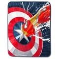 Marvel Captain America Civil War Throw