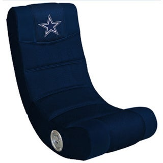 Cowboys Video Chair with Bluetooth