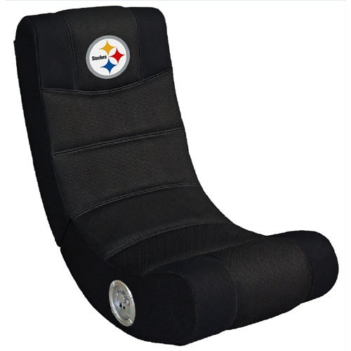 Steelers Video Chair with Bluetooth