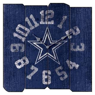 Dallas Cwbys Vintage Squr Clk