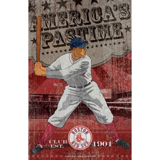 Boston Red Sox Vintage Wall Art