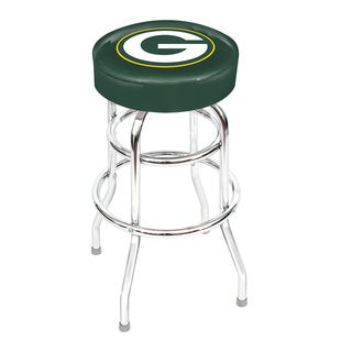 GB Packers Bar Stool