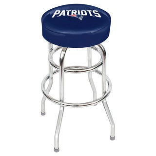 NE Patriots Bar Stool