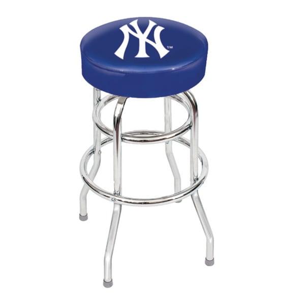 NY Yankees Bar Stool