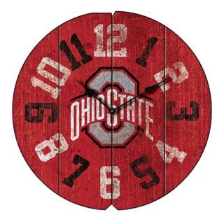 Ohio State Round Clock