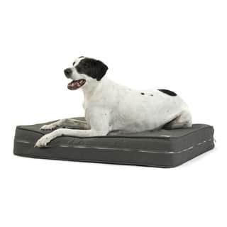 Charcoal Gel Memory Foam Orthopedic Dog Bed|https://ak1.ostkcdn.com/images/products/13232389/P19948622.jpg?impolicy=medium