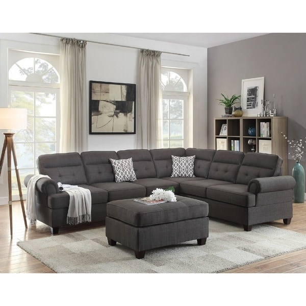 Groovy Shop Gyumri Sectional Sofa Upholstered In Dorris Fabric Caraccident5 Cool Chair Designs And Ideas Caraccident5Info