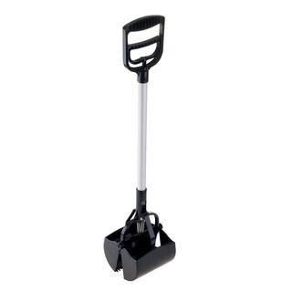 PETMAKER Portable Heavy Duty Spring Load Action Jumbo Pooper Scooper