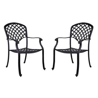 Barcelona Dining Chairs (Set of 2)