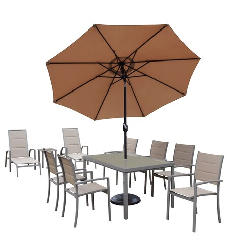 Oliver & James Rosa 12-piece Lounging and Dining Set