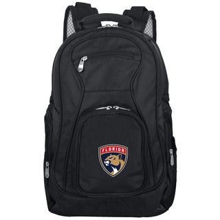 Denco Sports Mojo Florida Panthers Premium 19-inch Laptop Backpack
