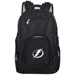 Denco Sports Mojo Tampa Bay Lightning Premium 19-inch Laptop Backpack