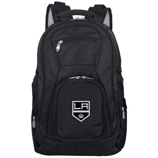 Denco Sports Mojo Los Angeles Kings Premium 19-inch Laptop Backpack