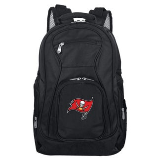 Denco Sports Mojo Tampa Bay Buccaneers Premium 19-inch Laptop Backpack