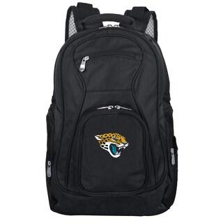 Denco Sports Mojo Jacksonville Jaguars Premium 19-inch Laptop Backpack