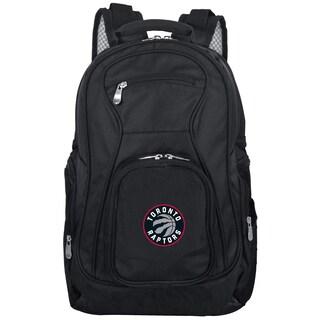 Denco Sports Mojo Toronto Raptors Premium 19-inch Laptop Backpack