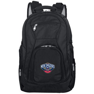 Denco Sports Mojo New Orleans Pelicans Premium 19-inch Laptop Backpack