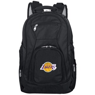Denco Sports Mojo Los Angeles Lakers Premium 19-inch Laptop Backpack