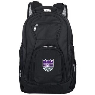 Denco Sports Mojo Sacramento Kings Premium 19-inch Laptop Backpack