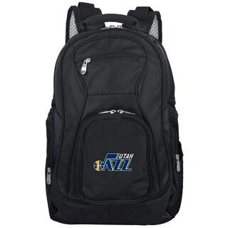 Denco Sports Mojo Utah Jazz Premium 19-inch Laptop Backpack