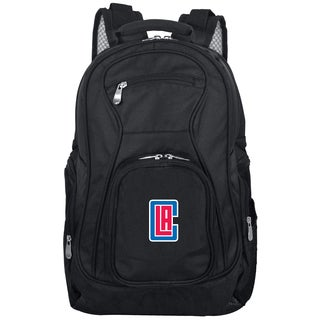 Denco Sports Mojo Los Angeles Clippers Premium 19-inch Laptop Backpack
