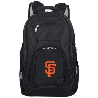 Denco Sports Mojo San Francisco Giants Premium 19-inch Laptop Backpack