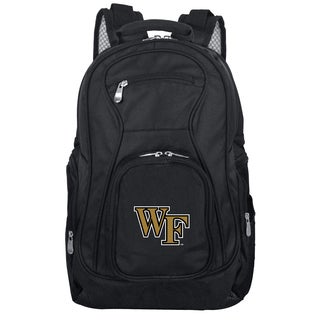 Denco Sports Mojo Wake Forest Premium 19-inch Laptop Backpack