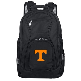Denco Sports Mojo Tennessee Premium Black Ballistic Nylon 19-inch Laptop Backpack