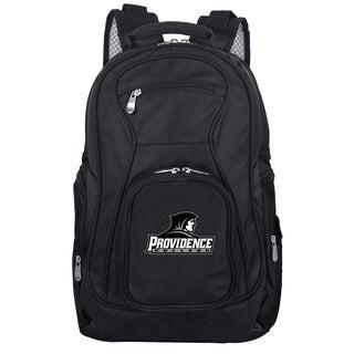 Denco Sports Mojo Providence Premium Black Ballistic Nylon 19-inch Laptop Backpack