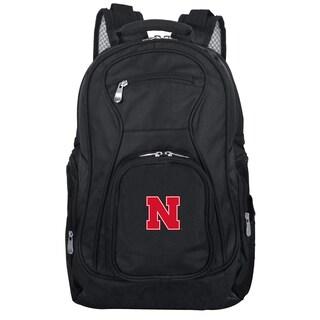 Denco Sports Mojo Nebraska Premium 19-inch Laptop Backpack