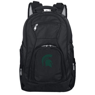 Denco Sports Mojo Michigan State Premium 19-inch Laptop Backpack