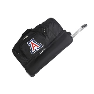 Denco Arizona 27-inch Rolling Drop Bottom Duffel Bag