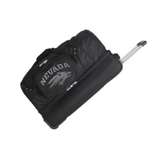 Denco Nevada 27-inch Rolling Drop Bottom Duffel Bag