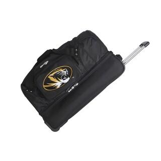 Denco Missouri 27-inch Rolling Drop Bottom Duffel Bag