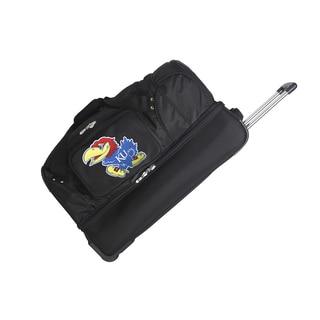 Denco Kansas 27-inch Rolling Drop Bottom Duffel Bag